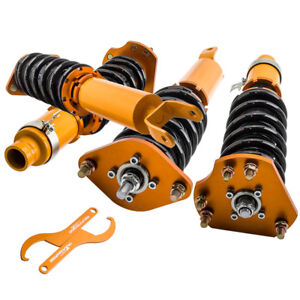 Br Coilovers For Honda Prelude 91 96 96 01 Shock Absorbers Coil Spring Strut