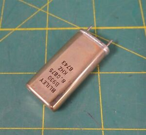 Bliley Technologies Quartz Crystal Oscillator Unit P n B930