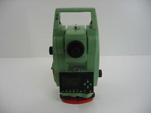 Leica Tc303 3 Total Station Only For Surveying One Month Warranty