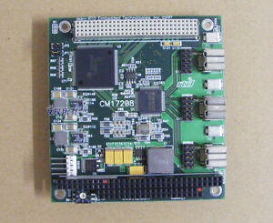 1pc Used Rtd Cm17208 Pc 104 Bus Expansion Card Rtdusa160001701bb