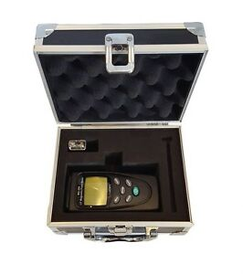 Latnex Mg 300 Gauss Magnetic Field Meter W Protection Boot Aluminium Case