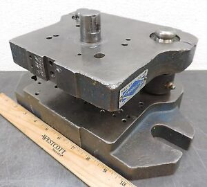 Producto Punch Press Die Shoe Tooling Pneumatic Press Die Frame Air Bench Press