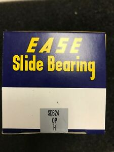 Nb Slide Bush Linear Motion Bearings Sw 24 Op New 2 Opn24 Bearing