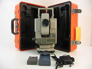 Sokkia Set4b 5 Total Station For Surveying Construction With Free Warranty
