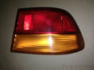 96 98 Honda Civic Oem Right Pass Side Outer Taillight Tail Light Factory Coupe