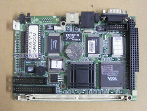 1pc Used Advantech Pcm 1823 Rev b1 3 5 inch Embedded Industrial Control Board