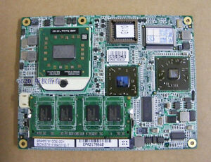 1pc Used Advantech Som 5781 Rev a1 Embedded Motherboard