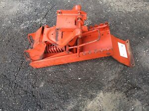 1970 190 Xt Gas Allis Chalmers Tractor Adjustable Seat Frame Free Ship
