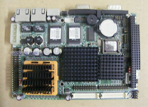 1pc Used Anqing Ecm 3610 Rev a1 2 3 5 Inch Embedded Motherboard