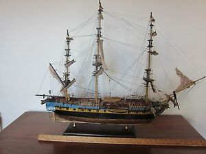Tall Ship Model Surprise Napoleonic Era