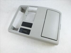 Sunglasses Holder Gray 7003429 E53 Bmw X5 2001 2002 2003
