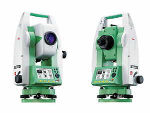 Leica Flexline Ts02 Plus 5 Brand New Total Station Any Languages 1y Warranty