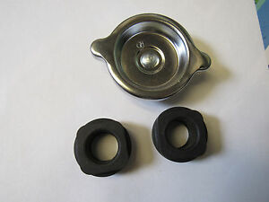 69 77 Corvette Camaro Lt1 Z28 Grommets And Oil Cap For Aluminum Fin Valve Cover