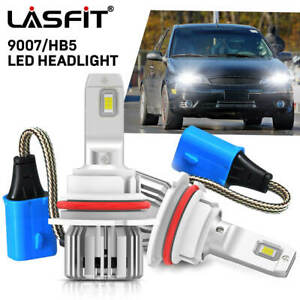 Lasfit 9007 Led Low High Dual Beam Headlight Bulbs Kit For Ford F 150 1992 2003