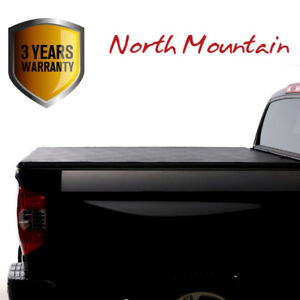 Soft Roll up Tonneau Cover Fit 94 03 S10 sonoma 96 00 Hombre 6 Fleetside Bed