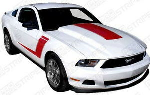 Ford Mustang Roush 427r Style Stripes Hood Sides 2005 2006 2007 2008 2009