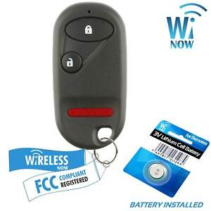 Car Key Fob Keyless Entry Remote For 1996 1997 1998 1999 2000 Honda Civic