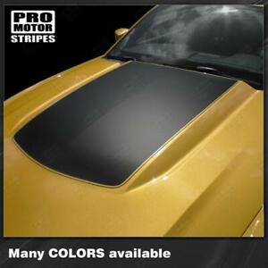 Ford Mustang Hood Cowl Blackout Stripe Decal 2010 2011 2012 2013 2014 Pro Motor