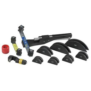 Yellow Jacket Complete Ratchet Hand Bender Kit 60331