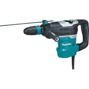 Makita Hr4013c 11 Amp Advanced Avt 1 9 16 Sds max Rotary Hammer Side Handle