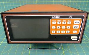 Inficon Xtc 751 001 g1 Thin Film Deposition Controller