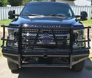 New Ranch Hand Front Bumper 2017 2018 Ford Super Duty F250 F350 F450 F550