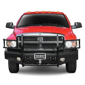 Ranch Hand Front Bumper Replacement 03 04 05 Dodge Ram 2500 3500 2003 2004 2005