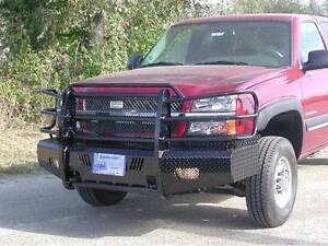 Ranch Hand Summit Front Bumper Replacement 03 04 05 06 Chevy 2500hd 3500 Truck