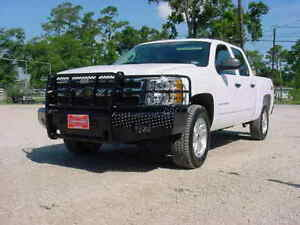 Ranch Hand Front Bumper Replacement 07 08 09 10 11 12 13 Chevy 1500 Silverado
