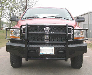 Ranch Hand Summit Front Bumper Replacement 06 07 08 09 Dodge Ram 2500 3500