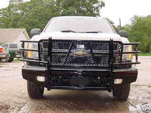New Ranch Hand Front Bumper 07 08 09 10 Chevy Silverado 2500hd 3500