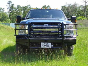 New Ranch Hand Winch Front Bumper 2011 2015 Ford F250 F350 11 12 13 14 15 16