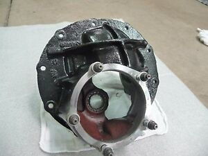 Rare 9 Inch Ford Differential Case C1aw 4025 C Date Code 4b19 Feb 19 1964