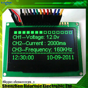 2 42 Inch 128x64 Ssd1309 Oled Display Module