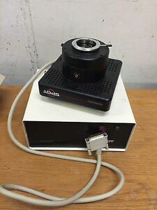 Diagnostic Instruments Spot Model 1 4 0 Camera With Sp401 115 Power Supply