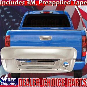 2004 2012 Chevy Colorado Gmc Canyon Chrome Tailgate Handle Cover