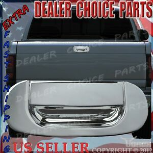 For 1994 2001 Dodge Ram 1500 Chrome Tailgate Handle Cover