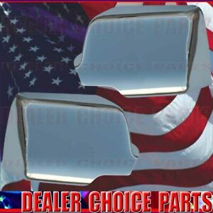 2006 2007 2008 2009 2010 Ford Explorer Full Chrome Mirror Covers Overlays