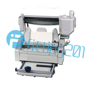 4 In 1 Hot Melt Glue Book Binder Perfect Binding Machine A4 Size 220v