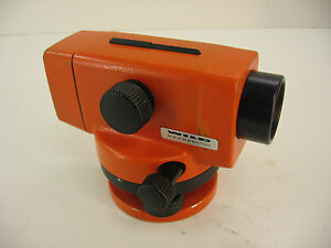 Wild Heerbrugg Automatic Level Na0 For Surveying 1 Month Warranty