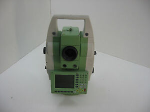Leica Tcra1205 5 R100 Total Station Only For Surveying One Month Warranty
