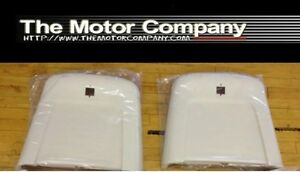 1969 1970 1971 1972 Nova Seat Backs Backs Only White in Stock