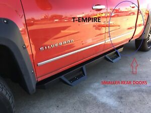 04 18 Ford F 150 Crew Cab 5 Stainless Oe Style Running Boards Steps Nerf Bars