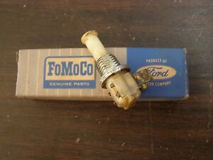 Nos Oem Ford 1960 1964 Galaxie Backup Light Lamp Switch 1961 1962 1963 500 Xl