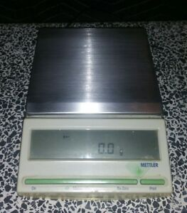 Mettler Bb1200 Balance D 0 1g Max 1200g Working Great