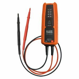 Klein Electrical Voltage Tester Leads Test Meter Ac Dc Volt Electrician Tool New