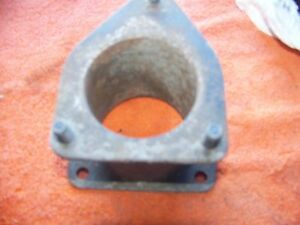 Model A Ford Tire Mount Orig Good Condition