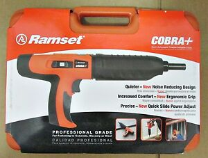 Ramset 16942 Cobra Plus 27 Caliber Semi Auto Powder Actuated Tool