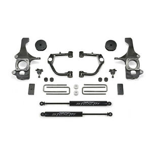 Fabtech K7050m 4 System W Ball Joint Uca Stealth Shocks For Tundra 2wd 4wd