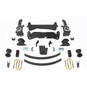 Fabtech K7047 Basic 6 Lift Kit System For Toyota Tacoma 2wd 4wd